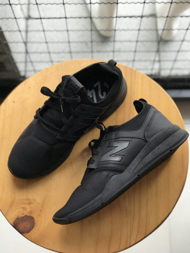 Tênis New Balance 247 All Black