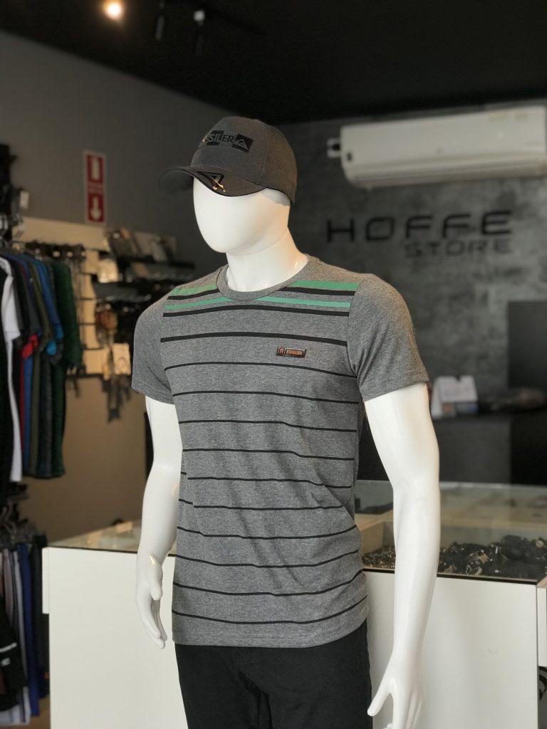 Camisa listras Evolve