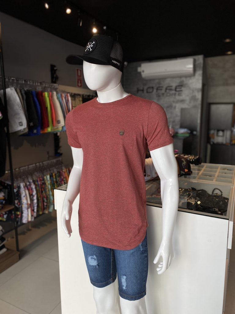 Camisa Longline Básica