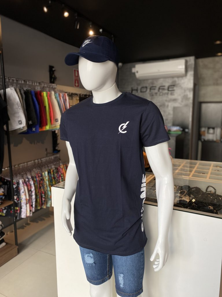 Camisa Longline Chami Brand