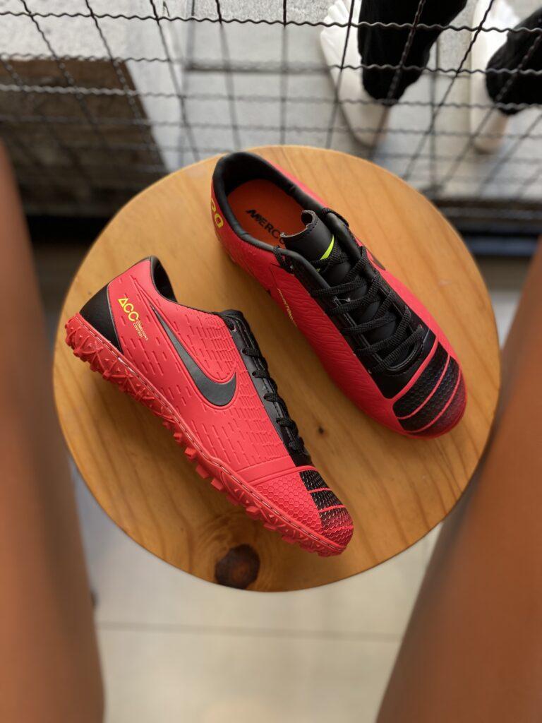 Chuteira Society Nike Melancia