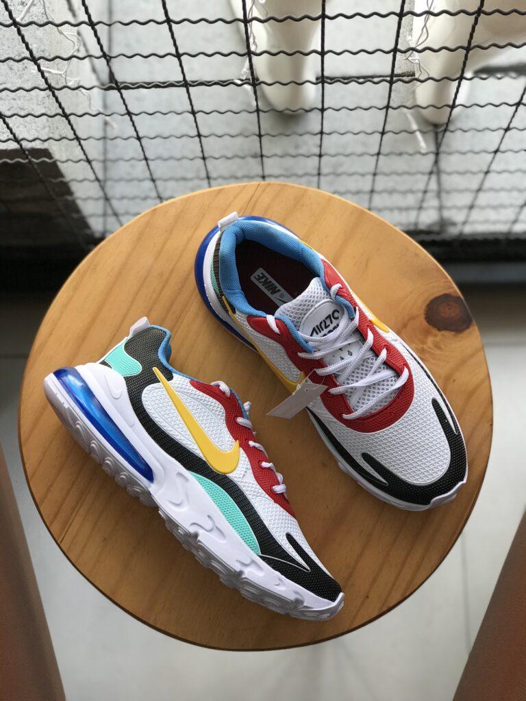 Tenis Nike Esportivo Colorido