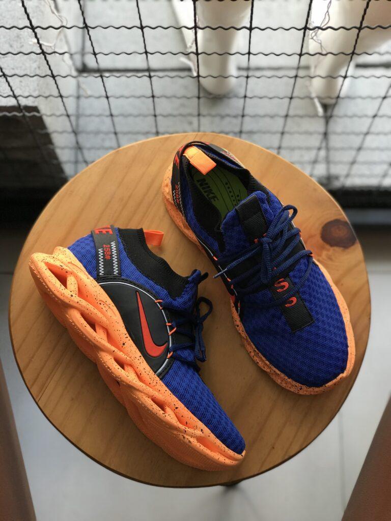 Tenis Nike Esportivo Bicolor